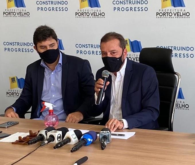 DESESPERO: ''Saúde de Porto Velho está em colapso'', diz prefeito Hildon Chaves