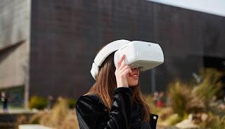 Kini DJI Goggles Hadir Sebagai Headset Pengendali Drone Lewat Kepala!