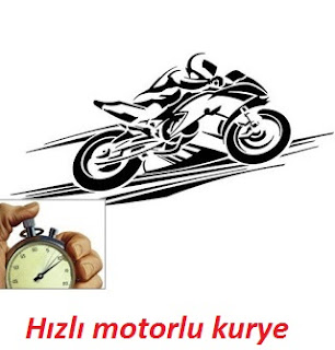 hızlı moto kurye