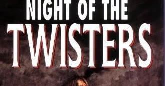 Night Of The Twisters Book