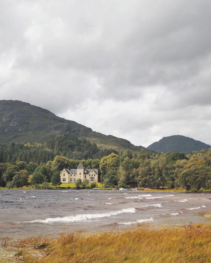 Glenfinnan en Ecosse