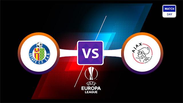 Getafe vs Ajax Prediction & Match Preview