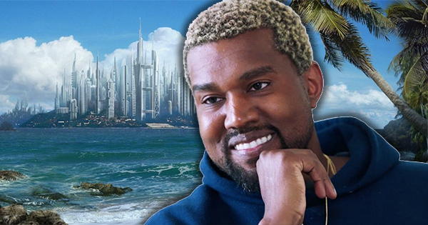 Kanye West's new city in Haiti