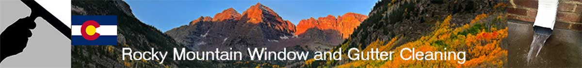 Rocky Mountain Window and Gutter Cleaning
