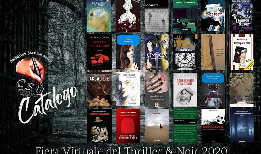 Fiera Virtuale del Thriller e del Noir 2020