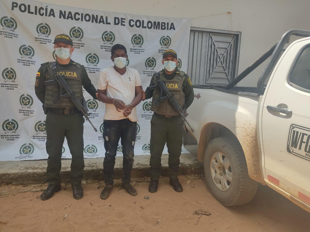 hoyennoticia.com, En el Cesar recuperan camioneta robada en Puerto Wilches