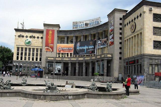 16 de abril Día del cine armenio