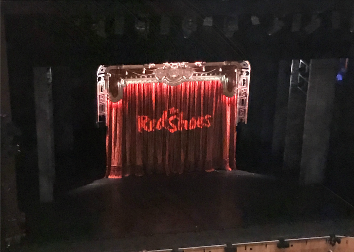 The Red Shoes ballet by Matthew Bourne