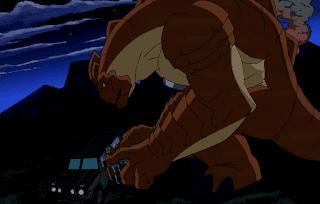 be 10 Humungousaur power