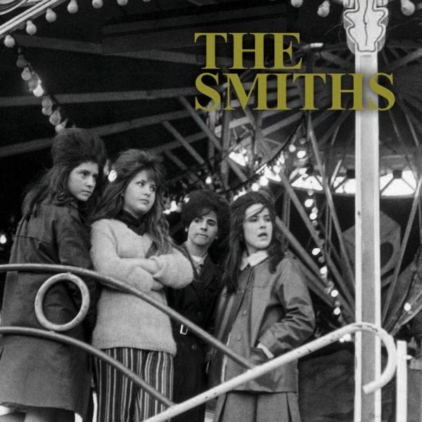 Album cover for the Smiths' Complete Works