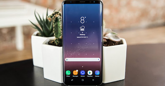 Samsung Galaxy S8+ International Giveaway