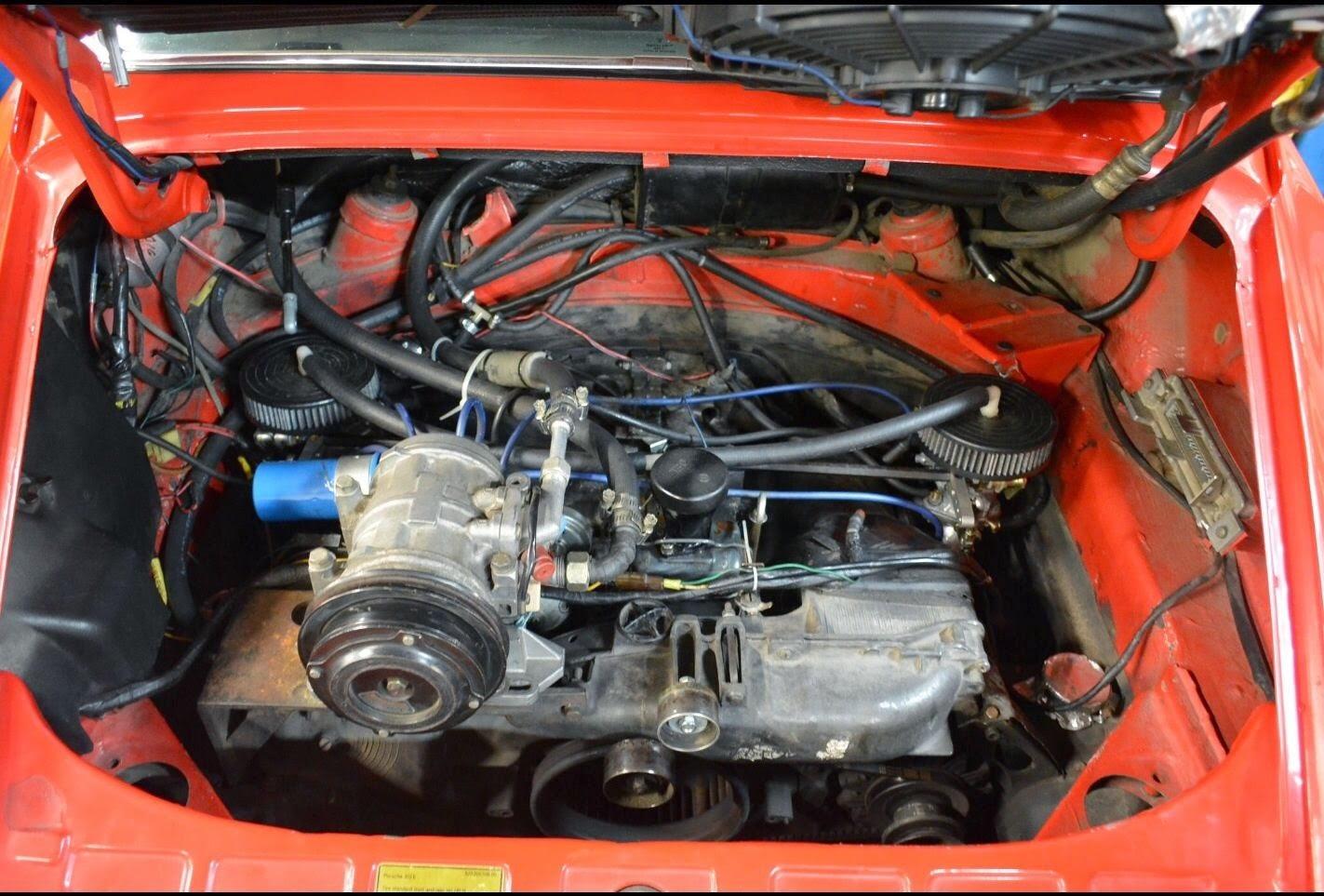 1976 porsche 912e excellent condition - buy classic volks 1976 porsche 912e engine diagram