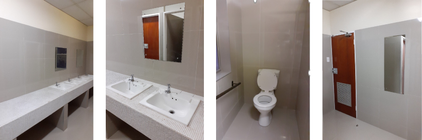 Libraryspace We Have Brand Spanking New Toilets