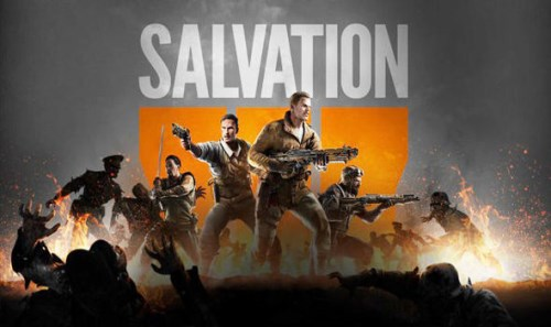 Call of Duty Black Ops III Salvation DLC Free Download
