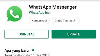 cara update whatsapp kadaluwarsa