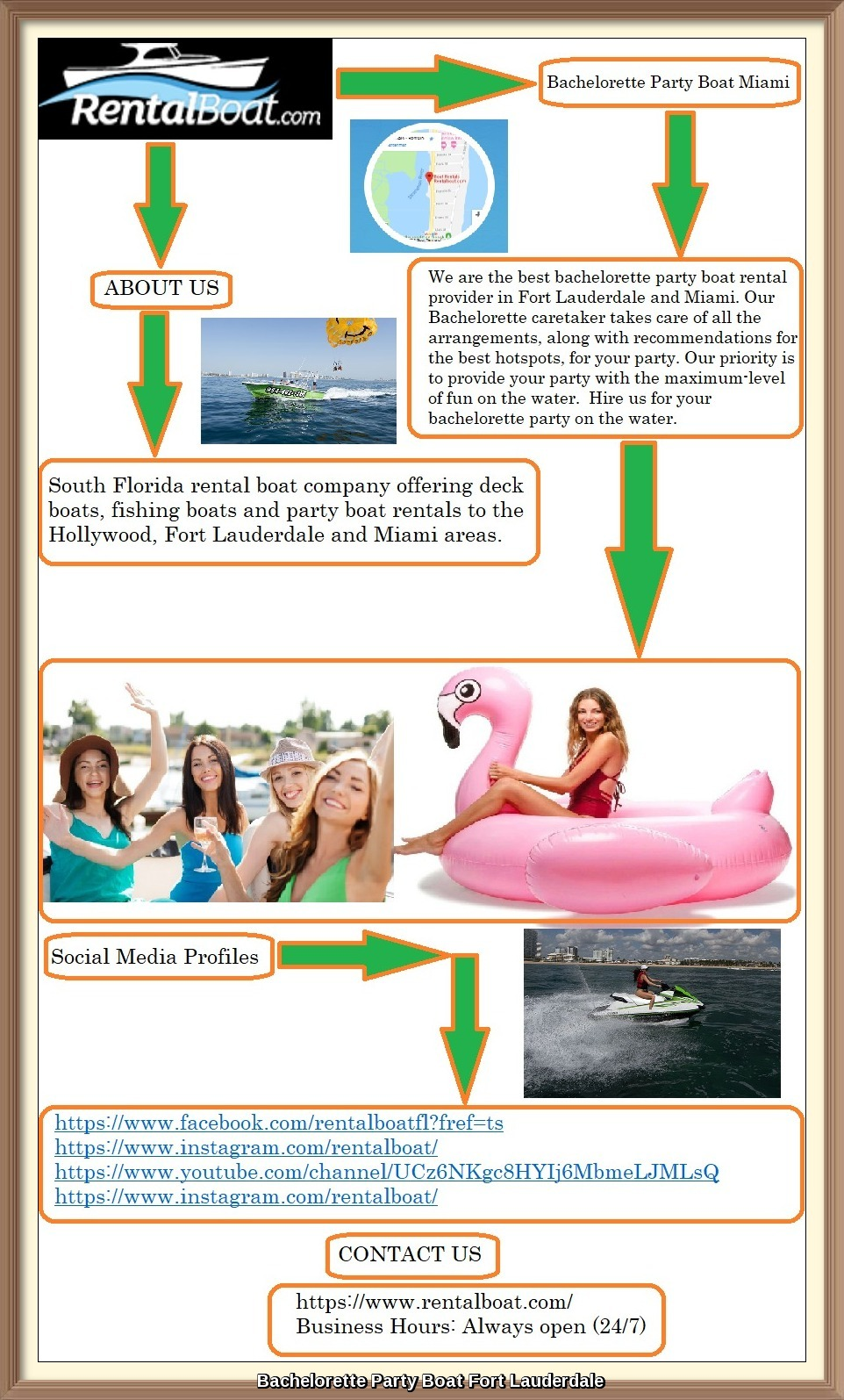 Welcome to our Blog Rentalboat: Bachelorette Party Boat
