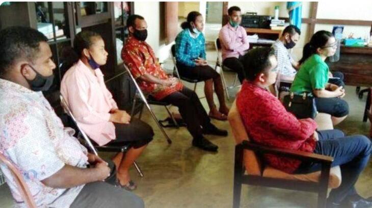 Kesaksian Mahasiswa Papua di Kalbar, Akui Pembangunan Papua Maju Pesat