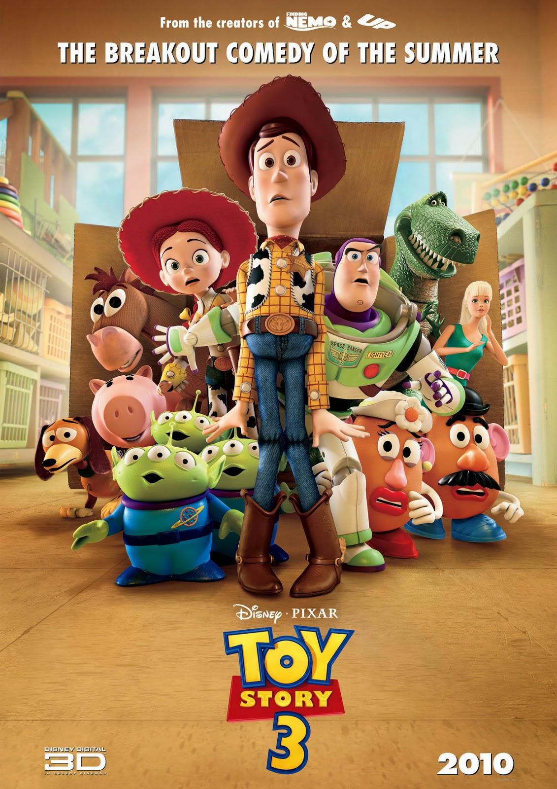 Toy Story 3 Oyuncak Hikayesi 3 Türkçe Dublaj Indir