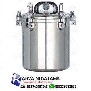 Jual Panci Steam Sterilizer Portable 12l TR MSLPS13 di Sumatera