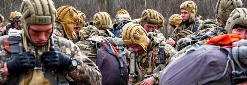 Структура Десантно-штурмових військ на травень 2020 року