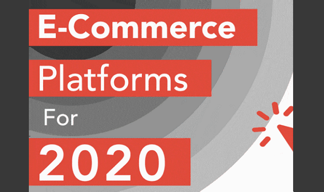 Top eCommerce platforms for 2020