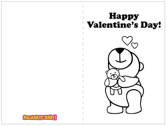 Valentines Day Cards Black And White Dokya Kapook Co