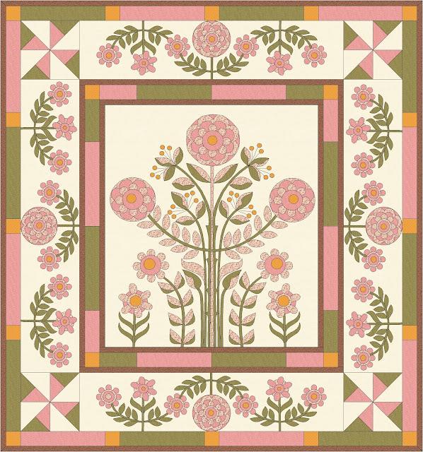 Laura Quilt Amersfoort.Esther S Design Blog Dorothea