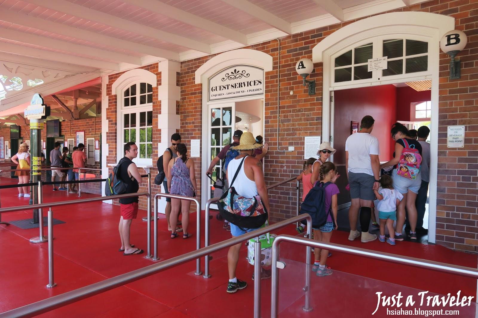 黃金海岸-景點-推薦-夢幻世界-Dream-World-套票-旅遊-自由行-澳洲-Gold-Coast-theme-park-Australia
