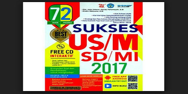 Download Prediksi Soal-sol Ujian Sekolah SD/MI Tahun 2017