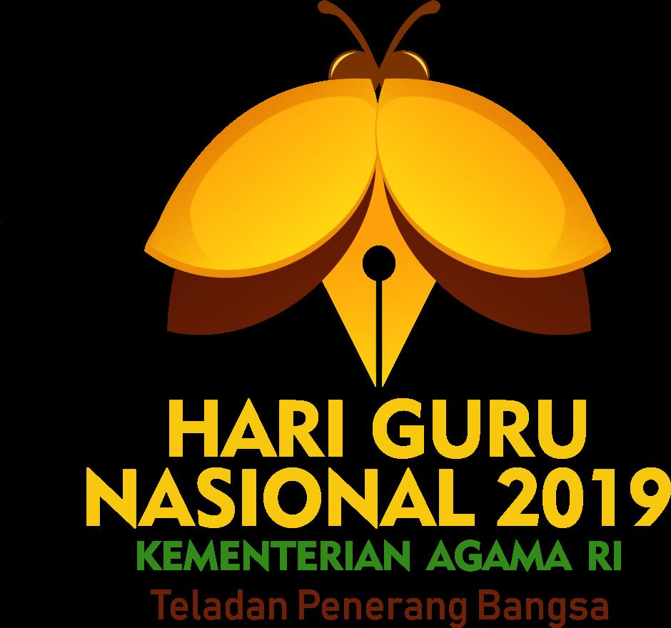 Logo Dan Tema Hari Guru Nasional 2019 Trending Topic