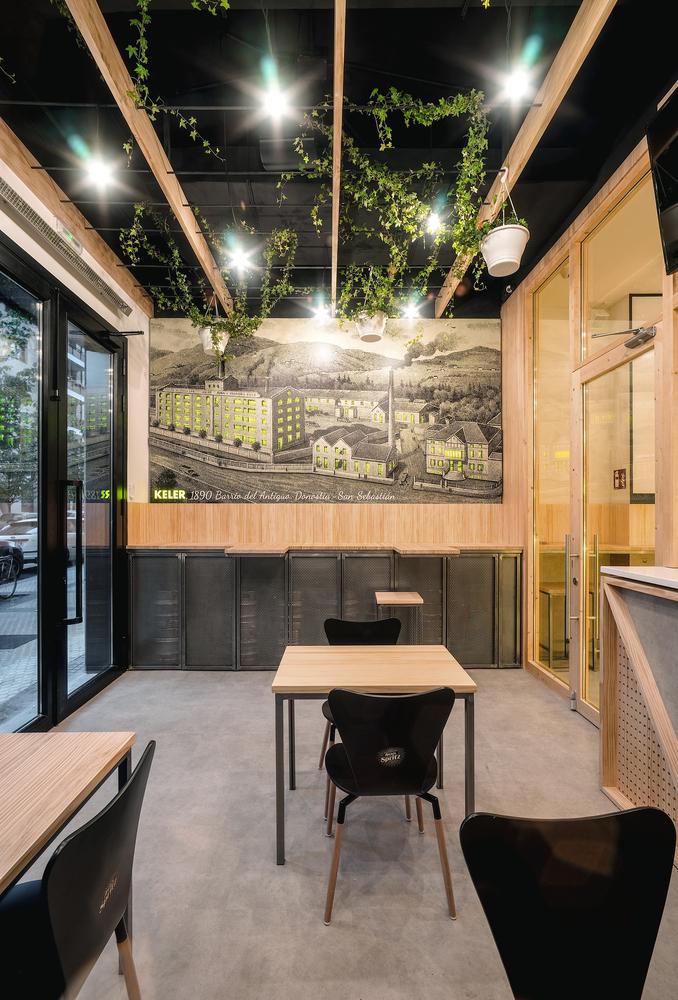 Marzua Malandrino Caff Bar Por Pura Arquitectura