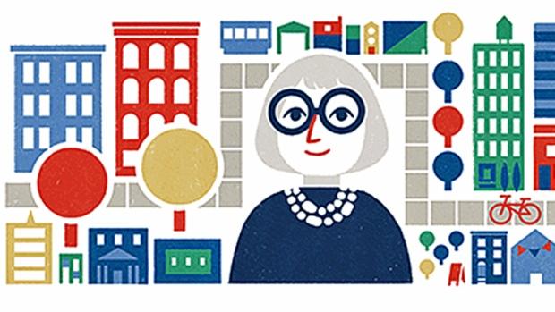 Fakta Jane Jacobs Google Doodle Hari ini