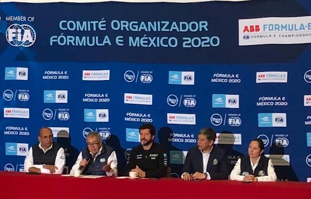 Todo listo y conectado para el Premio de México de la Fórmula E por quinto año consecutivo