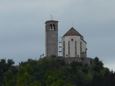 Illegio chiesa di San Floriano