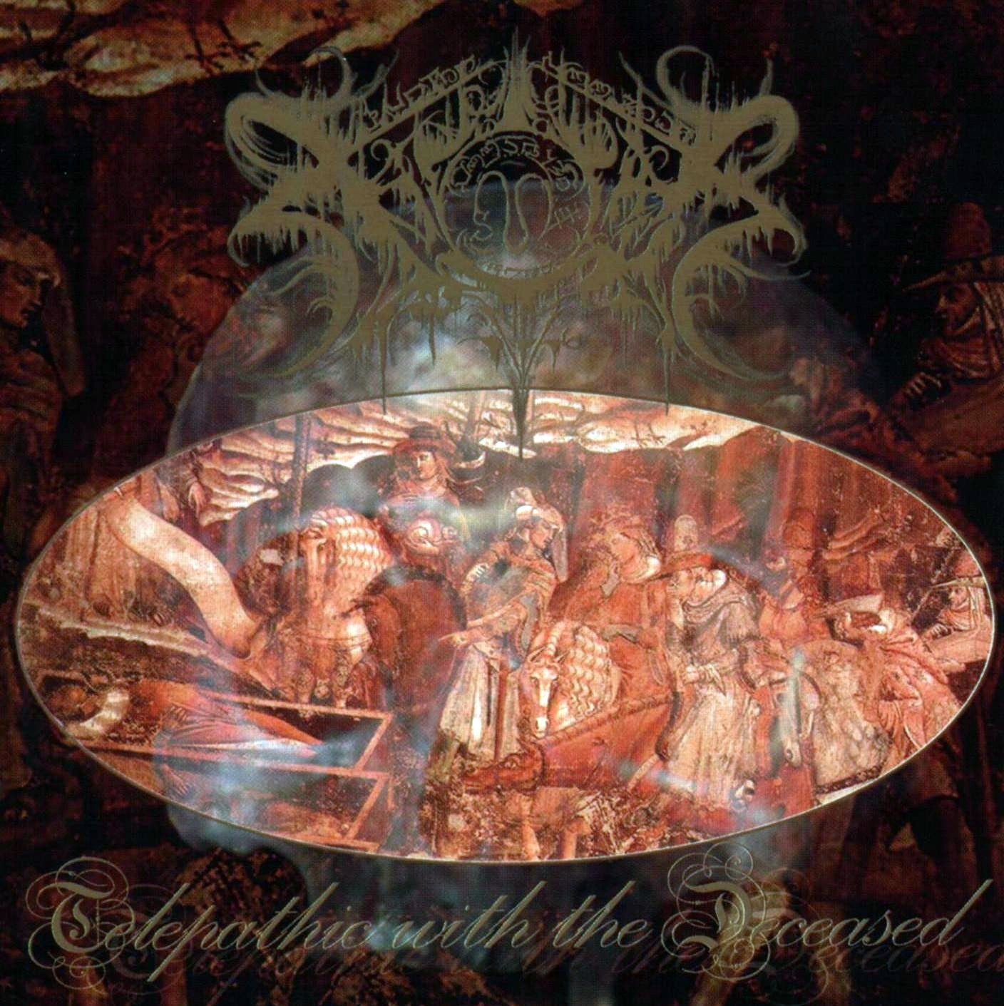 Xasthur - Telepathic With The Deceased  2004 Xasthur Telepathic With The Deceased