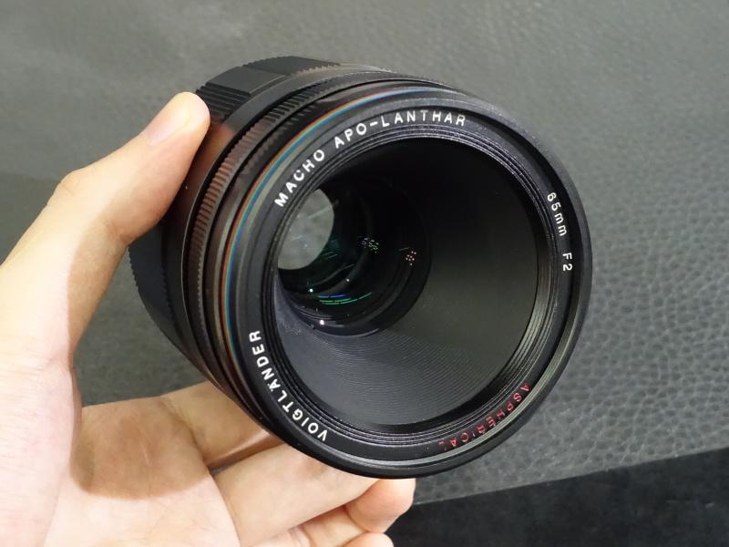 Объектив Voigtlander 65mm f/2 Macro Apo-Lanthar FE