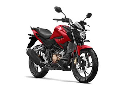 Letak Nomor Rangka dan Nomor Mesin Honda CB 150 Streetfire
