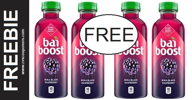 FREE Bai Boost Drink Deals
