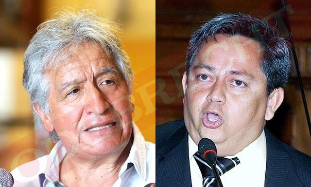 Excongresistas Virgilio Acuña y José Vargas involucrados en caso Odebrecht