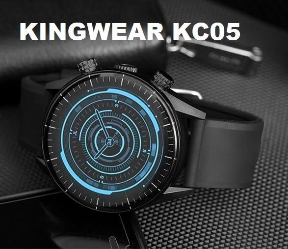 مميزات وسعر ساعة 4G الذكية Kingwear KC05