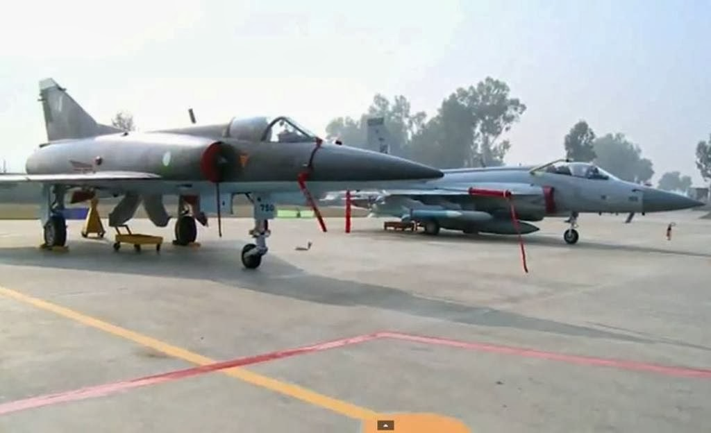 No  2 Minhas Squadron Reequipes With JF-17 Thunder Block-II
