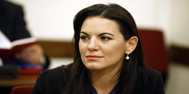 Όλγα Κεφαλογιάννη: H επανεκλογή Παυλόπουλου στην ΠτΔ σηματοδοτεί «ενότητα και αρραγές εθνικό μέτωπο»