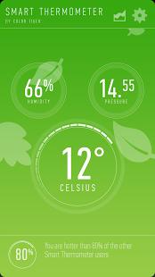 Aplikasi Smart Thermometer
