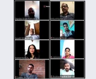लॉकडाउन में पत्रकारों ने सरकारों को जगाया : डॉ. कायनात | #NayaSabera