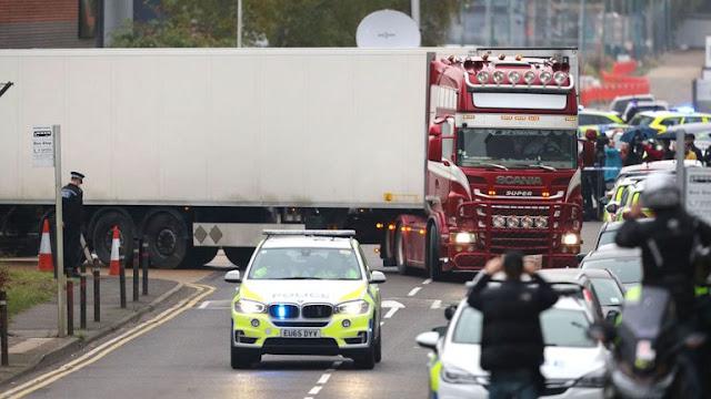 """Жертвите в """"камиона на смъртта"""" в Лондон са от китайски произход (ВИДЕО)"""