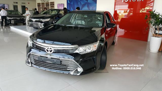 Toyota Camry là thương hiệu xe rất được ưa chuộng tại Việt Nam