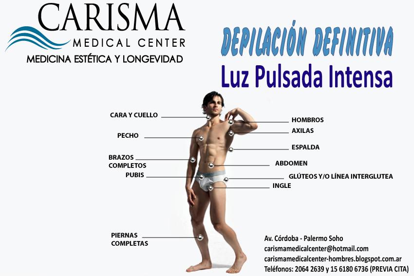 Carisma Medical Center For Men Depilaci 211 N Definitiva
