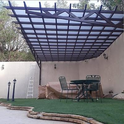 برجولات - برجولات خشبية - مظلات حدائق -مظلات  رؤية عصرية 2020-2030 | 0558448401