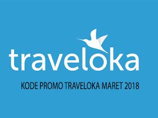 Kode Promo Traveloka Maret 2018