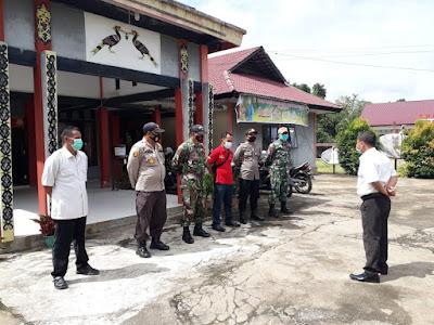 Polsek Parindu: Surat himbauan lembaga Kepolisian Indonesia terkait malam pergantian tahun baru